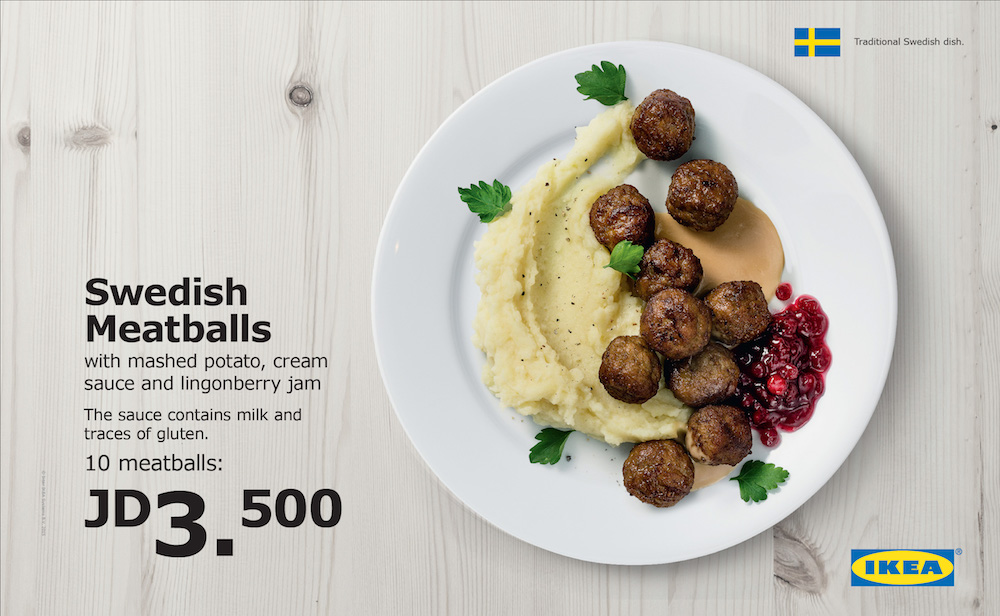 Ikea isn't just for cheap bookcases. Almost inevitably, shoppers will end up eating at one of the Swedish retail giant's in-store restaurants. And while the food may sometimes seem like an.
