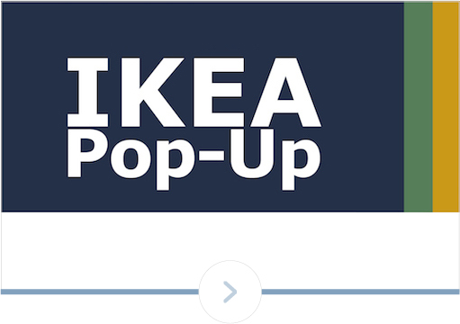 go to IKEA pop-up Amman