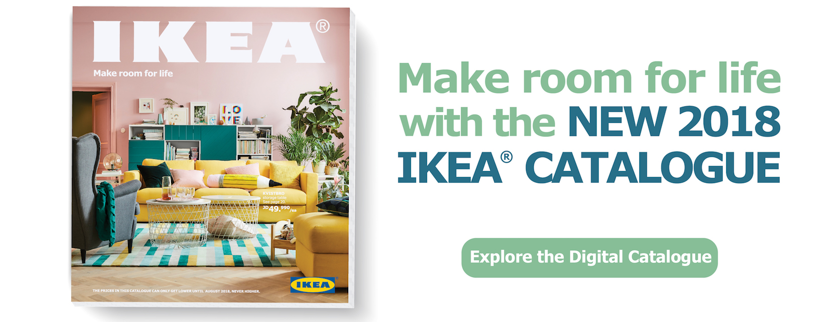 go to IKEA catalogue 2018