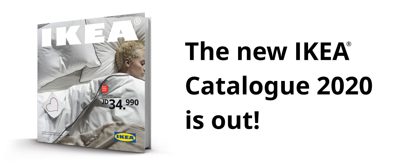 IKEA catalogue 2020 launch
