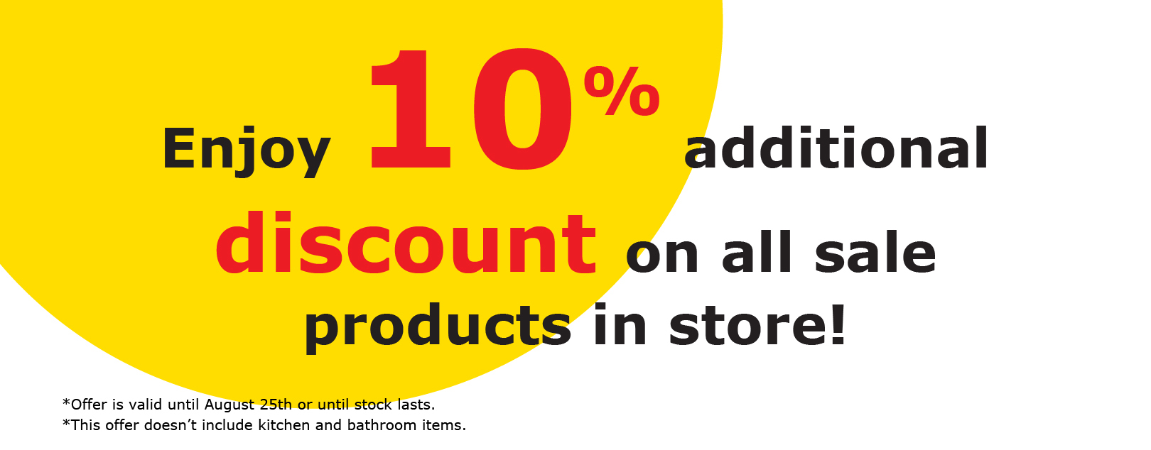 clearance sale additional 10 percent ikea jordan july august 2018
