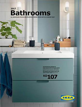 Bathroom. Catalogue and brochures   IKEA