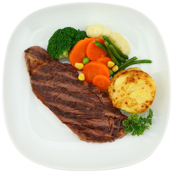 Stirloin steak