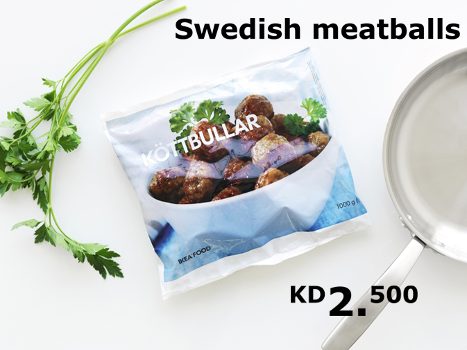 ikea mixed grill