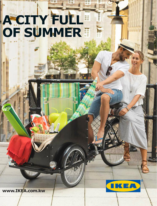 Browse the 2015 IKEA Summer Brochure