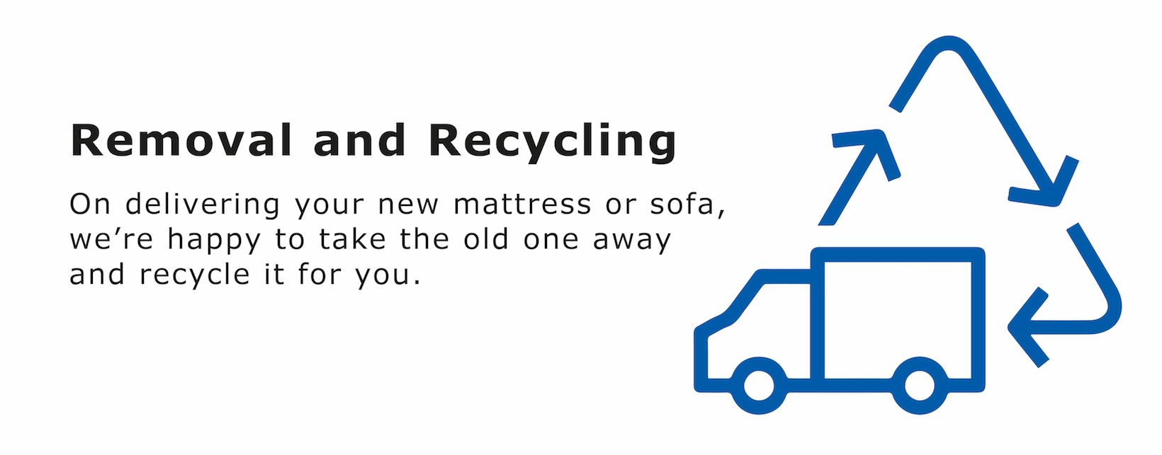 read more about our recycling service