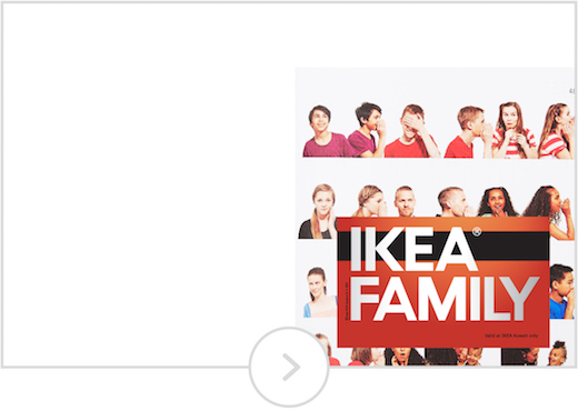 go to IKEA FAMILY