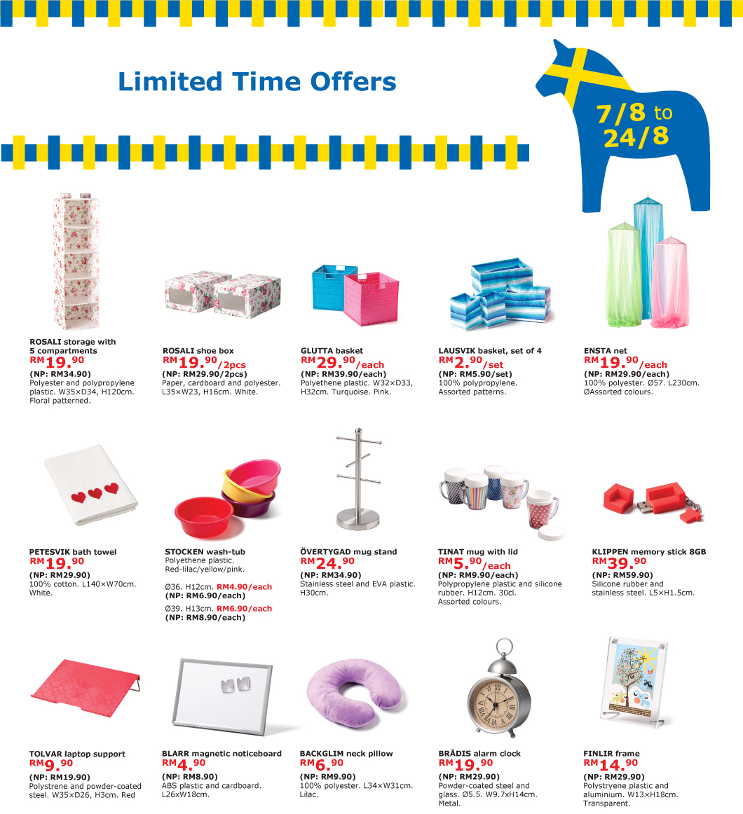 The improved IKEA Damansara - Limited time offers