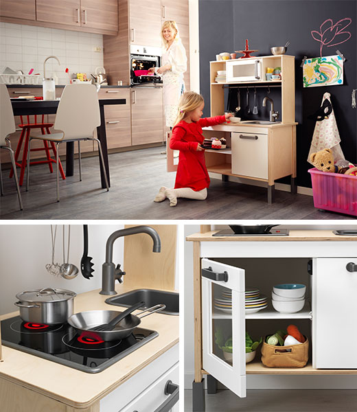 Ikea Kitchen For Kids: Childrens Toys