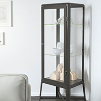 categories seating area - Display cabinets
