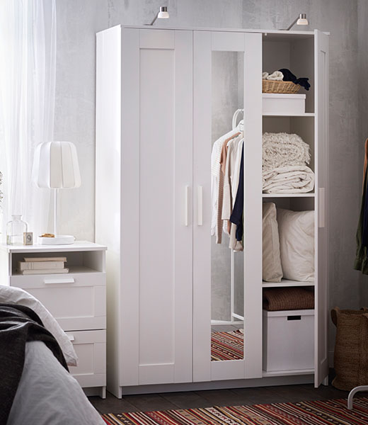 wardrobes sliding fitted wardrobes ikea. Black Bedroom Furniture Sets. Home Design Ideas
