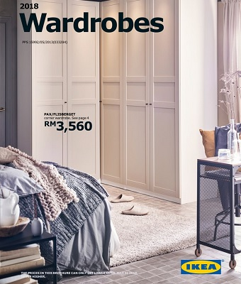 View wardrobes brochure