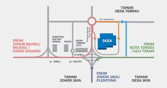 Ikea Proposes Opening First Indiana Store In Fishers Expected To
