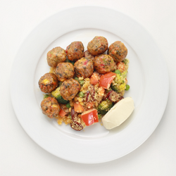 Ikea restaurant ikea for Ikea vegetable balls