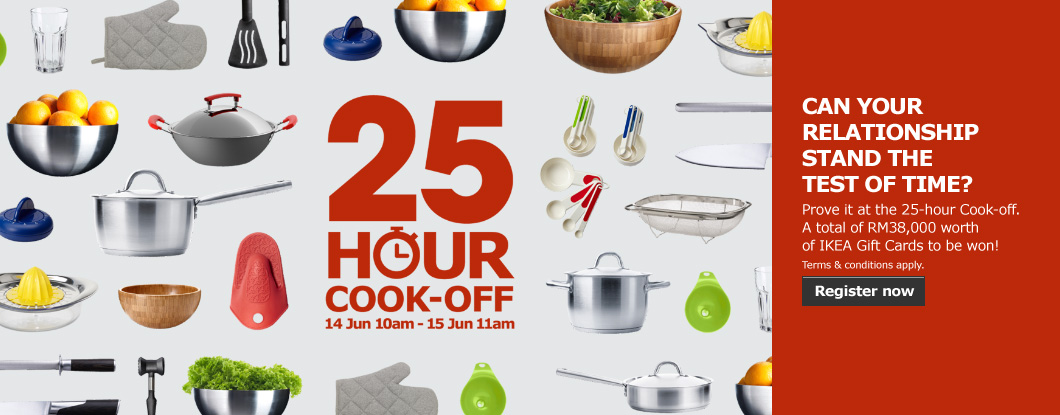 25hour Cook-off