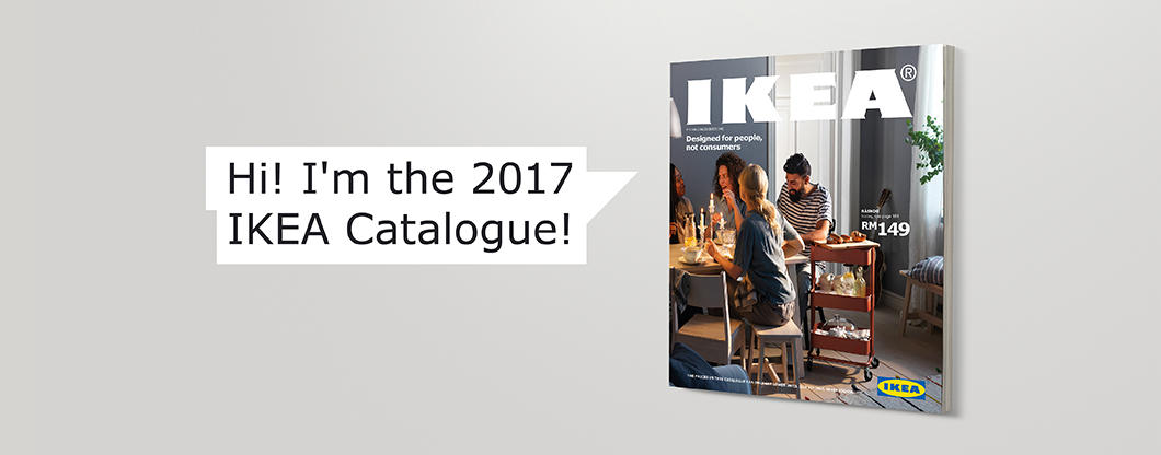 2017 IKEA Catalogue