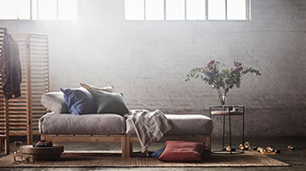 For when it's time to press pause. The limited edition HJÄRTELIG collection will help you create the perfect space to relax and recharge