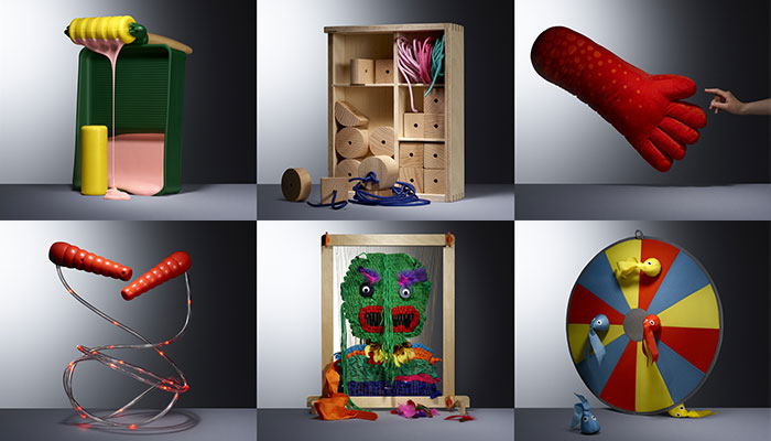 Lose yourself in play with the new IKEA LUSTIGT collection for kids.