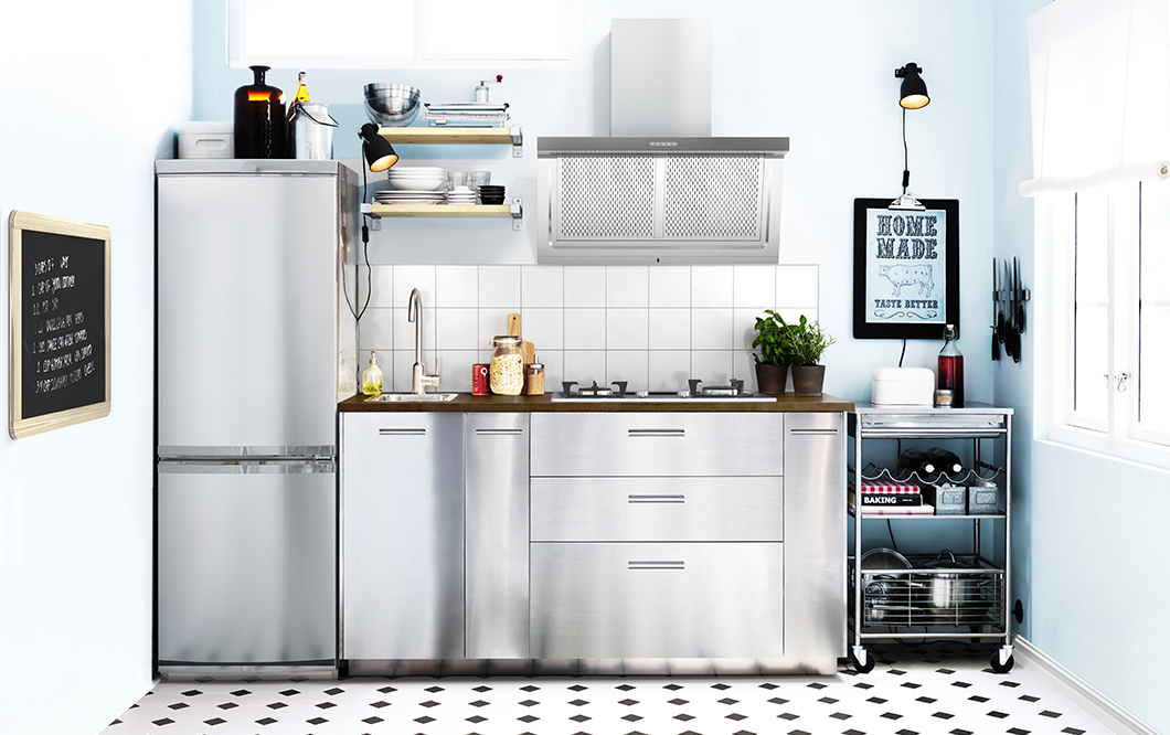 Metod Ikea kitchens