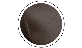 VIMLE leather brown sofa cover zip