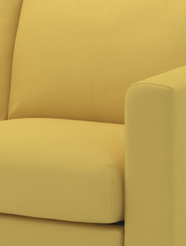 VIMLE yellow sofa cover