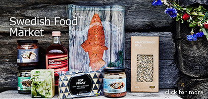 See our Swedish Food Market products