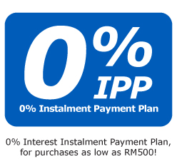 0% Interest Instalment Plan