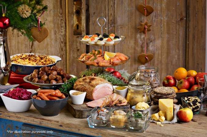 Swedish christmas buffet ikea - Ikea buffet stockholm ...