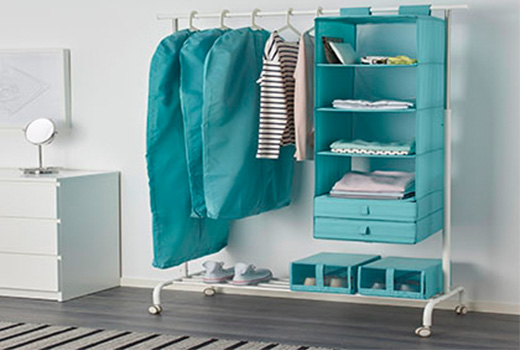 IKEA Clothes organisers