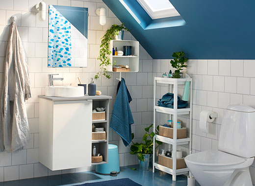 Bon IKEA Bathroom Storage