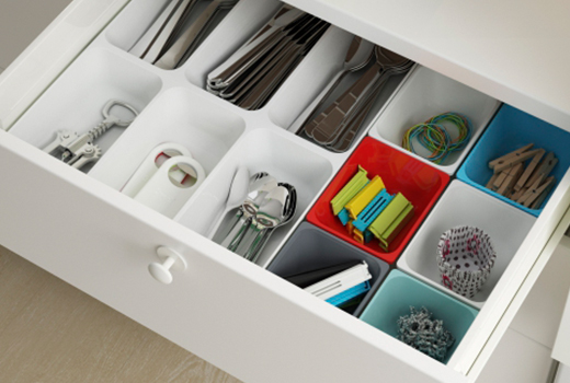 Metod interior fittings shelves drawers ikea - Organisateur de tiroir ikea ...