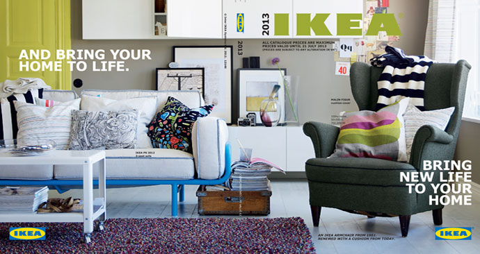 2013 IKEA Catalogue
