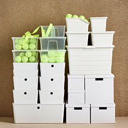 Go to storage boxes & baskets