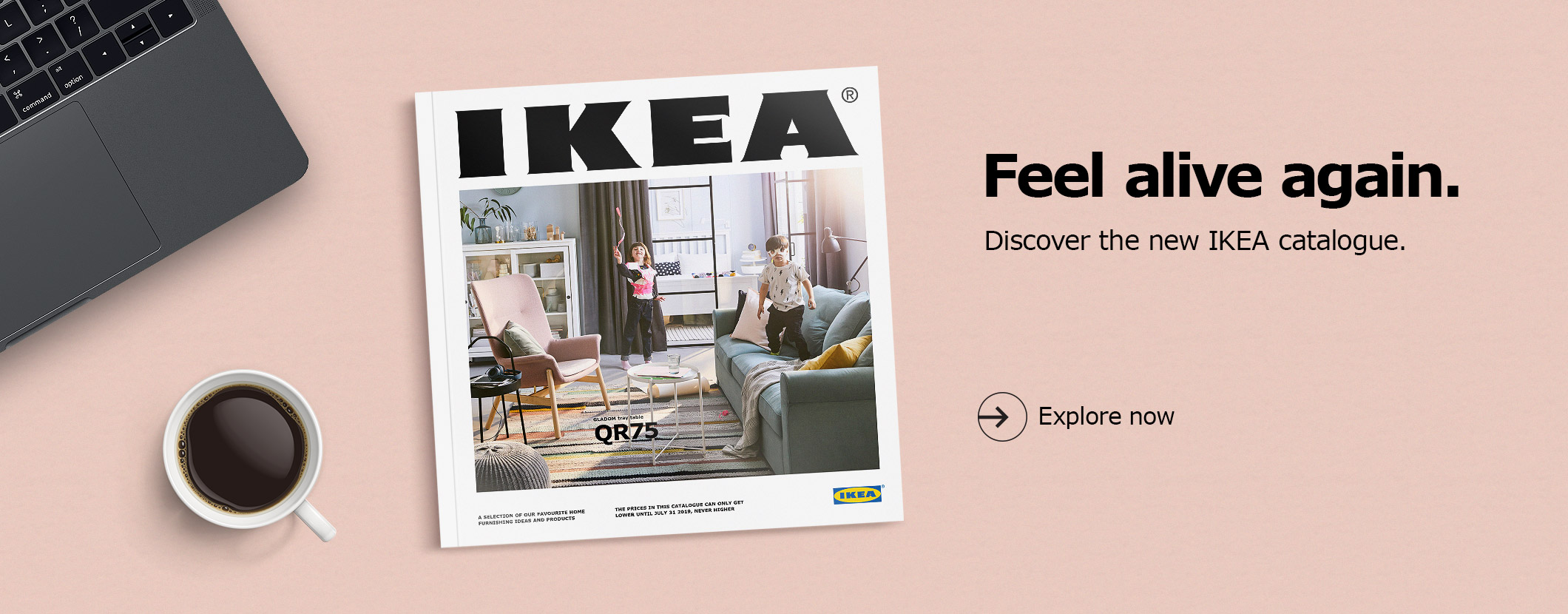 Discover the new IKEA catalogue