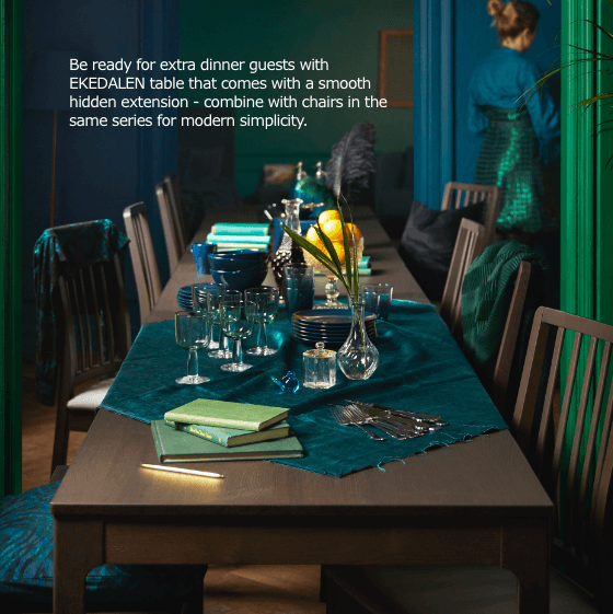 IKEA FAMILY Offer Dining