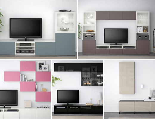 tv stands tv cabinets ikea. Black Bedroom Furniture Sets. Home Design Ideas
