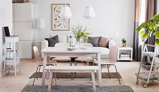 NORRAKER dining table