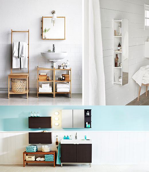 Bathroom Mirrors Ikea bathroom mirrors - ikea