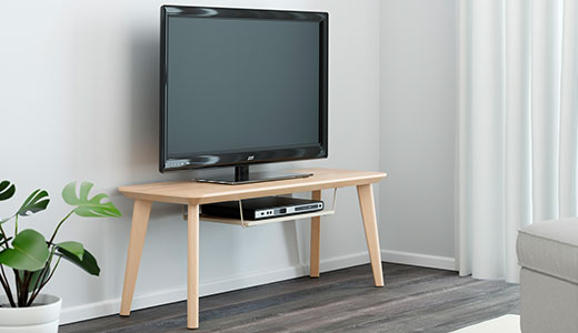 LISABO open tv bench