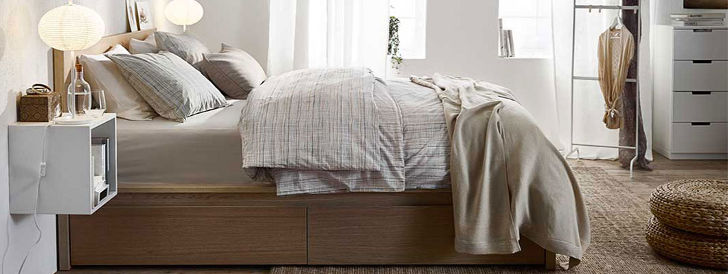 ikea malm collection bed frame
