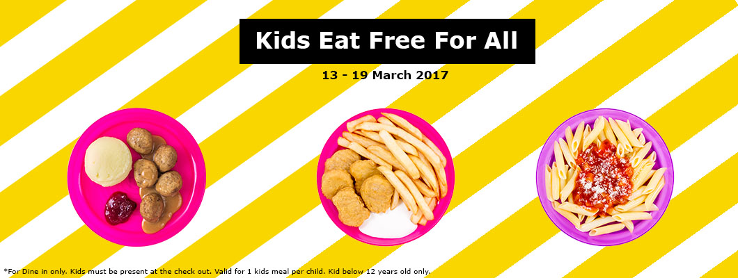 Unbelievably Cheap Chicken Wings for Only 50 Cents at IKEA from 2-5 March - Alvinology