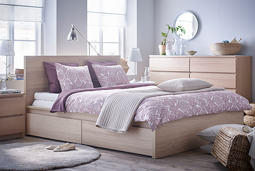 IKEA Double beds