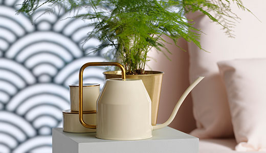 VATTENKRASSE watering can home decoration