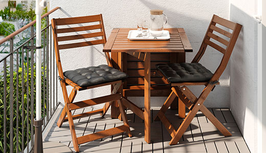 IKEA Outdoor Dining Furniture   APPLARO