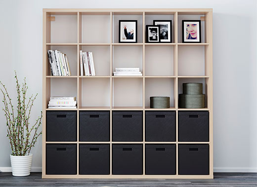 IKEA Shelving units - KALLAX