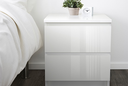 Bedside Tables Amp Cabinets Ikea