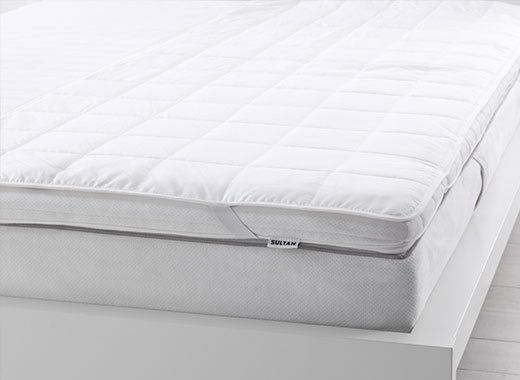 Mattress Protector Quilt Cover Textile Ikea