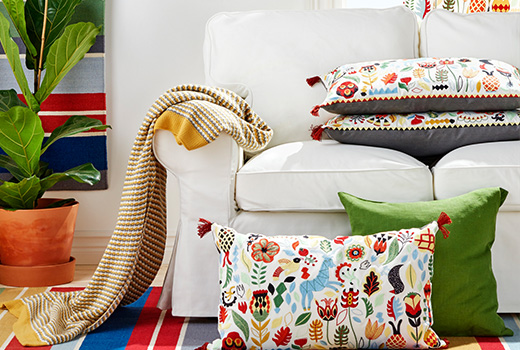 IKEA Cushions & cushion covers