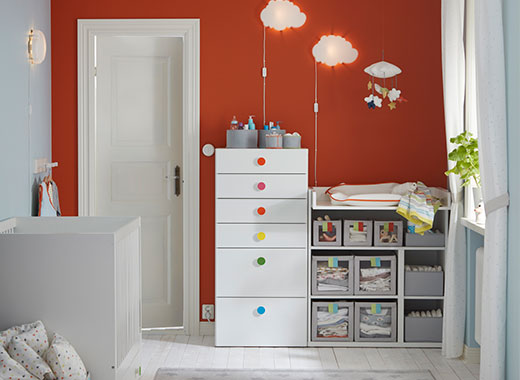 IKEA Children's storage solutions
