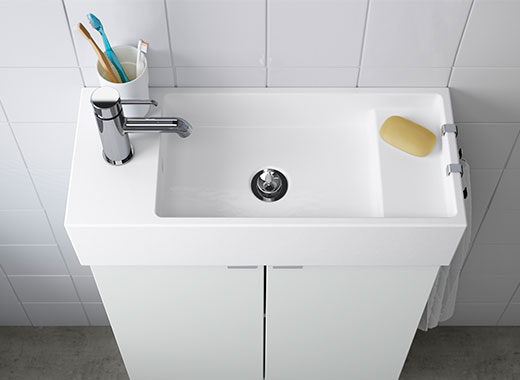 bathroom sinks & washbasins - ikea